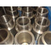 Buy cheap Milling Turning Machined Metal Parts For Machinery Carbon Steel 0.01mm Tolerance from wholesalers