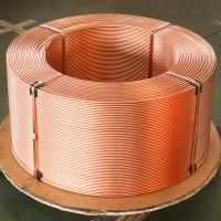 Refrigeration 30' Length C1100 Pancake Coil Copper Tube Manufactures