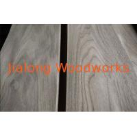 Natural Sliced Cut American Walnut Veneer Sheet  Furniture / Flooring Manufactures