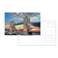 London Tower Images 6x9 Inch 3D Lenticular Postcard For Souvenirs & Gifts Manufactures
