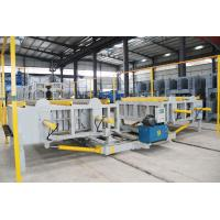 Automatic Open / Close EPS Sandwich Panel Production Line 1.1 KW Rated Power Manufactures