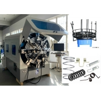 Buy cheap Fourteen Axes Spring Forming Machine from wholesalers