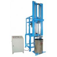 Vertical Foam Mattress Making Machine Manual Operation With Speed 30~40 R/Min Manufactures