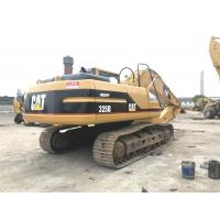 China Second Hand CAT 325B EXCAVATOR / Used Wheel Excavator Good Running Condition on sale