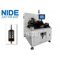 Two Station Semi Auto Armature Balancing Machine , Rotor Industrial Balancing Machine Manufactures