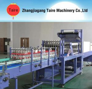 BZJ5038B semi-auto sleeve wrapper Manufactures