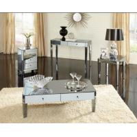 Modern Mirrored Coffee Tables in Living Room Mirror Furniture Set Manufactures