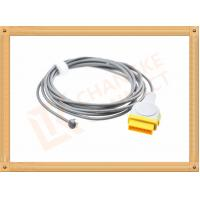 GE 11 Pin Medical Temperature Sensor Probe Adapter Cable PVC Insulation Manufactures