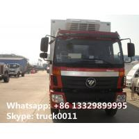 Foton Aumark 4*2 RHD small day old chick truck for sale,Foton brand 4*2 Cummins Euro 3 baby chick truck  for sale Manufactures