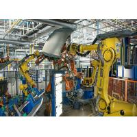 Multi Joint Articulated Robot Arm For Grinding / Deburring , Robotic Welding Arm Manufactures