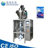 Pneumatic Driving Cocoa Powder Machine , Fully Automatic Pouch Packing Machine Manufactures