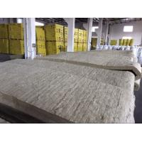 Quality High Density Flame Resistant Home Rock Wool Insulation For Stud Walls for sale