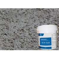 Synthetic Polymer Cement Waterproofer Mortar / Cement Based Waterproofing Agent Manufactures