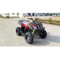 Off Road Red Automatic Utility ATV , 4 Stroke Kandi 200CC ATV Quad Manufactures