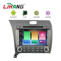 KIA K3 8.0 Bluetooth Android Car DVD Player Video Radio WiFi AUX LD8.0-5509 Manufactures