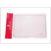Kearing Flexible Square Quilting Pattern Making Ruler 15 * 11 cm with Grids for Fashion Design Manufactures