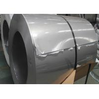 Grade 201 Stainless Steel Plate , ±0.02mm Thickness Tolerance Cold Rolled Steel Sheet Manufactures