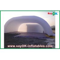Customized Outdoor PVC/Oxford Cloth Inflatable Trade Show Tent, Inflatable Air Event Tent Manufactures