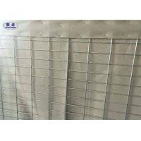 Buy cheap Hesco Defence Barriers Galvanized Rapidly Deploy Against Explosions from wholesalers