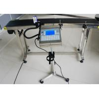 High Resolution DOD Inkjet Printer Production Expiry Date Printing Machine Manufactures