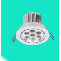 Energy Saving Silver Color 9W AC100 - 240V, 50 - 60Hz Dimmable LED Ceiling Lights Manufactures