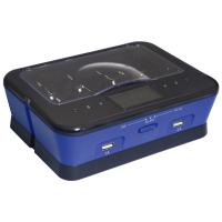 Recharge Regular Alakaline Battery Charger Deep Cycle With USB Ports Manufactures