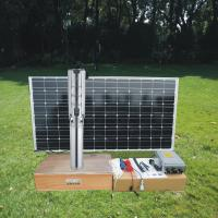 China StainlessSteelSolar Pumps for Agriculture , Solar Motor Pumps 2200W - 4000W on sale