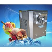 Hard Ice Cream Floor Commercial Refrigerator Freezer With 2 Tanks Manufactures