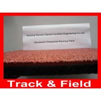 Quality Composite Sandwich Running Track for sale