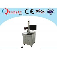 China F - Theta Lens CNC Laser Marking Machine 30W Z Axis Automation System For Printing on sale