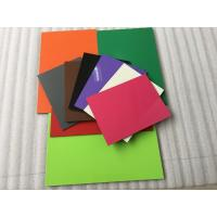 Easy Installation ACP Panel Sheets , Cladding Aluminium Sheets For Walls  Manufactures