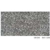 Buy cheap 600*1200mm Dark Gray Glazed Porcelain Floor Tile , Outside Glazed Porcelain from wholesalers