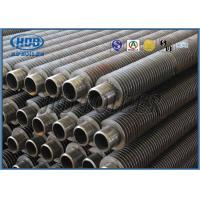 High Efficient Boiler Fin Tube , Carbon Steel Heat Exchanger Tubes Compact Structure Manufactures