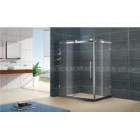 China Customized Rectangular Shower Enclosure Stainless Steel Frame With SGCC Certification on sale