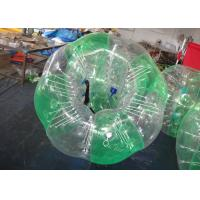 China High Temp Technics Human Bubble Ball , Body Bumpers For Adults Long Life Time on sale