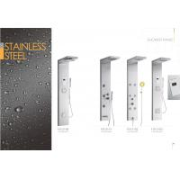 Quality Star Rated Hotels Commercial Stainless Steel Shower Panels , Corner Shower Panel for sale