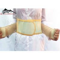 Tourmaline Self heating Warm Waist Support Belt Magnetic Therapy Belt Brace Manufactures