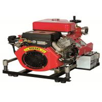 Threaded Type Diesel Driven Fire Pump Middle Pressure Connection Mode Manufactures