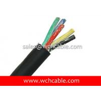 UL21320 Military Equipped Cable PUR Jacket Rated 80C 1000V Manufactures
