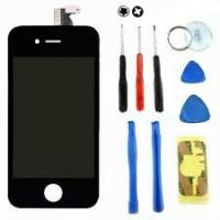 LCD Screen Digitizer Replacement W/ Frame -Black For Apple iPhone 4S Manufactures