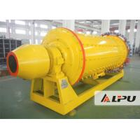 Professional Cement Silicate Mining Ball Mill Equipment 37kw 35rpm Manufactures