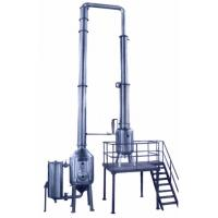 China Alcohol Retrieve Concentrator Concentration Equipment 0Cr18Ni9 Material on sale