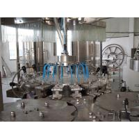Automatic Washing Filling Capping 3 In 1 Water Filling Machine with High Speed 6000B/h Manufactures