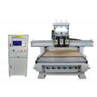 High Precision CNC Wood Engraving Machine For Antique Furniture Carving Manufactures