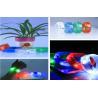 High Brightness Illuminated Sound Activated LED Flashing Bracelet For Exhibition Manufactures