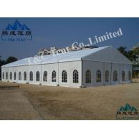 Large Wind Resistant Outside Event Tents 6M/8M/10M For Wedding Ceremony Manufactures
