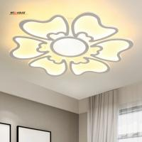 Quality acrylic Ultrathin LED Lamp Ceiling for Living Room remote control led ceiling for sale
