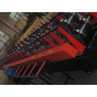 C Z Interchangeable Purlin Roll Forming Machine Automatic Change Size CZ Purlins Roll Forming Machine Manufactures