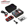 0.77W 1W Konnwei OBD2 Scanner KW830 BMW Mercedes Toyota Honda Ford Diagnostic Tools Manufactures