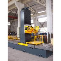 Carbon Steel H Box Beam Profile Milling Machine 0 - 45° Milling Head Angle Manufactures